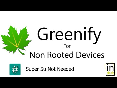 How To Use Greenify Without Root (Non Rooted Android Device)