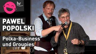 Pawel Popolski – Mit Hubert in der Kiste hämmern