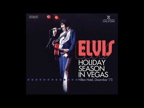 Elvis Presley - Holiday Season In Vegas - December 13, 1975 Full Album  [FTD]