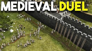 MEDIEVAL LORDS DUEL! - Stronghold 2