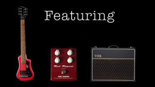 Can a Hofner Shorty travel guitar Rock? | TonePedia Sessions