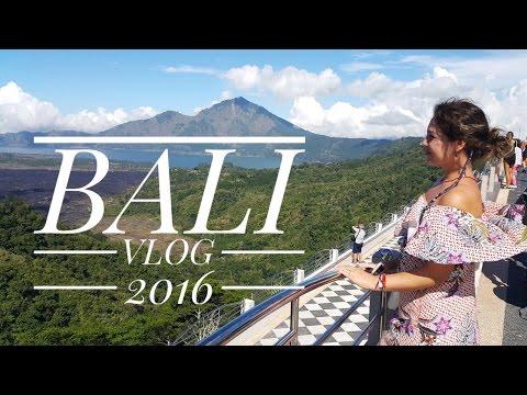 Bali 2016 Vlog // Single Fin, Rock Bar, Bali Food, UBUD, Monkey Forrest, Sari Organic