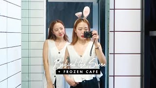 Video 🍨 Frozen Cafe + Shooting with Us 🎬 | SO-JU TWINS VLOG download MP3, 3GP, MP4, WEBM, AVI, FLV Agustus 2018