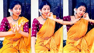 Slim Beauty Lakshmi Menon's Traditional Dance, Is she part of Bigg Boss 4?
