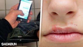 Peligros de usar el celular en el baño