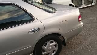 Видео-тест автомобиля Nissan Presea (серебро, PR11-101234, 2000г., Sr18de)