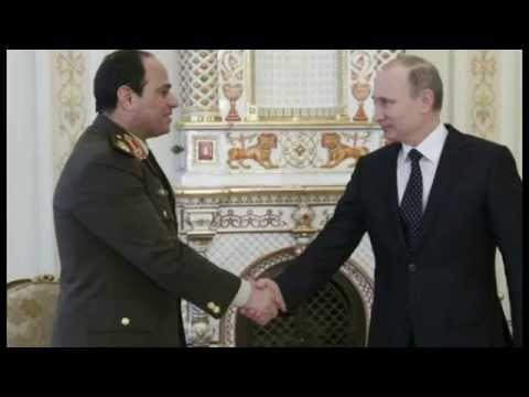 World War: Russia, Egypt and Italy Plan Military Action In Libya