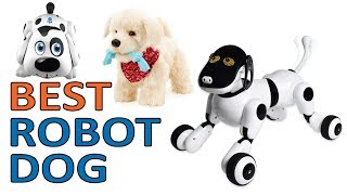 5 Best Robot Dogs for Kids 2018 Reviews