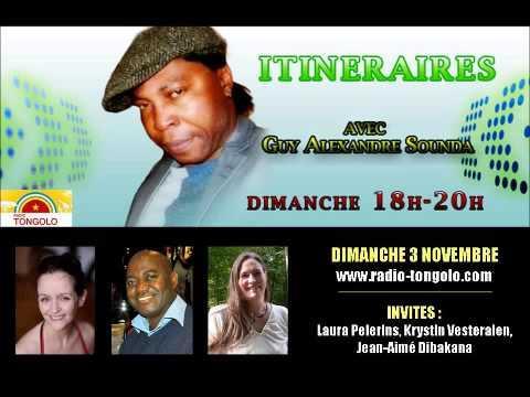 Vidéo Podcast émission Itinéraires - 3 novembre 2013