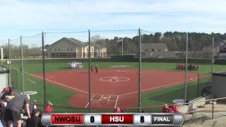 Reddies Softball vs. Northwestern Oklahoma (Games 1 & 2)   March 15, 2019