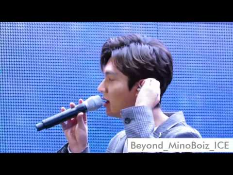 20161021【Lotte Family Festival】Lee Min Ho - My Everything