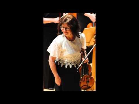 Stoika Milanova, S. Prokoviev Violin Concerto № 1