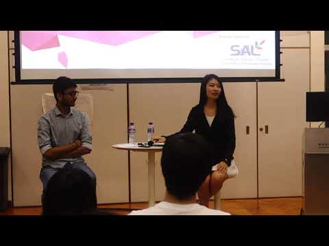 """CityU SPECIAL Hall Night Talk – """"Road to Harvard and Columbia"""" May 2018 (2 out of 2)"""
