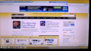 Windows 8.1 Browser  speed IE11 VS Chrome VS Firefox