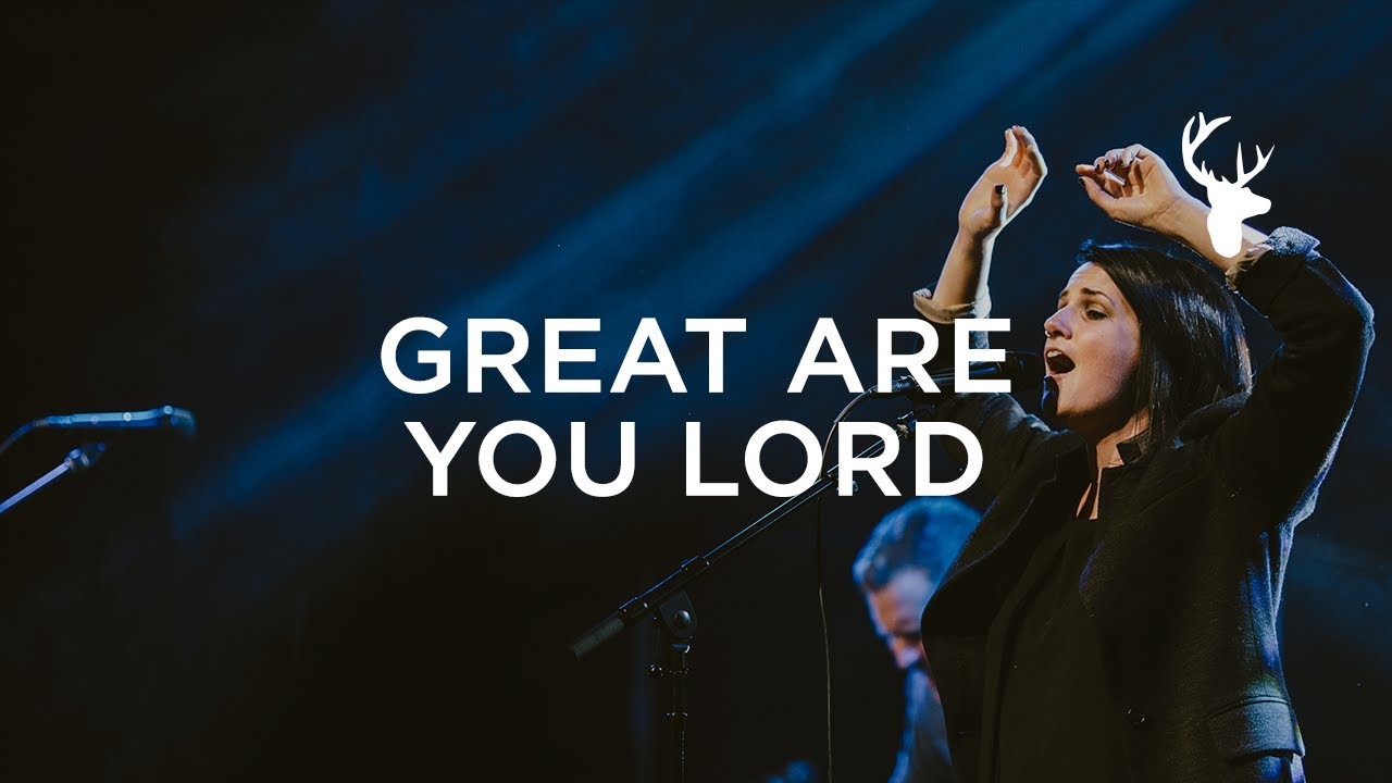 Bethel Music Moment: Great Are You Lord - Amanda Cook