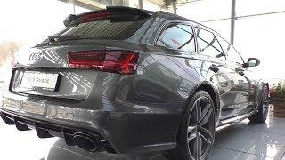 Audi RS6 Avant 2017 // Megaretr