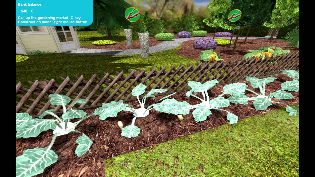 F Rsta Intrycket Gardening Simulator Garden Simulator