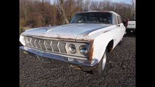 1964 Plymouth Savoy Wagon for sale, resto project Flint Grand Blanc Michigan auto appraisal