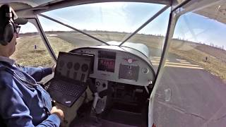 Flying the Zenith CH 750 Cruzer with the 118-hp UL350i engine