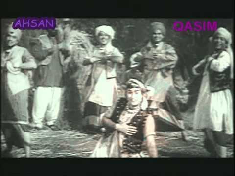 BARI BARSI KHADAH GAYA=MOHD RAFI SAHAB RARE DUETS