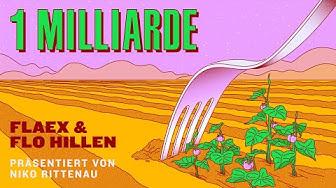 Vegan Song II • 1 Milliarde (Faluti Rmx) • Flaex & Flo Hillen (Offizielles Video)
