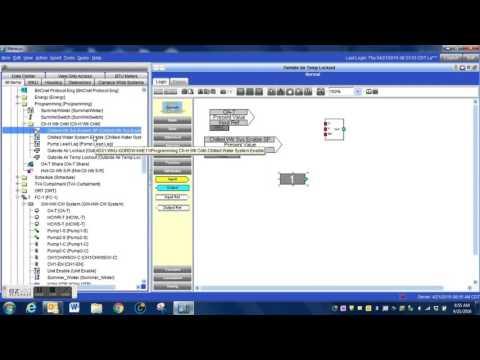 Johnson Controls Control System LCT Programming Basics