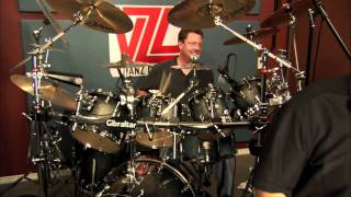 The Blues -  Vanz Drumming - In The Pocket