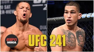 Unlocking victory for Anthony Pettis vs. Nate Diaz | UFC 241 | ESPN MMA