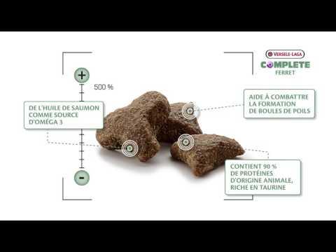 Versele-Laga Ferret Complete (French)