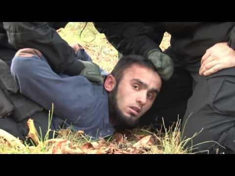 Задержание радикалов в Тульской области