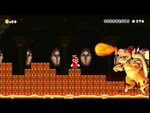 Super Mario Maker Bowser's Ultimate Showdown (No Commentary) (Old)