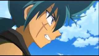 Beyblade Metal Fury - Gingka vs Kyoya vs Yuki