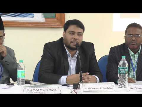 Dr.Muhammad Obaidullah,PEACE BUILDING BETWEEN ISLAM AND MODERN WORLD