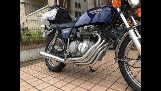 ホンダ・ドリームCB400FOUR 408cc 東京 足立 ヨンフォア HONDA DREAM CB...