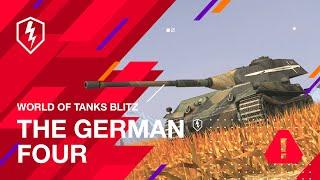 wot-blitz-nemecka-ctyrka