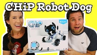 CHiP The Robot Dog By WowWee