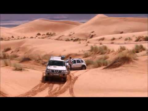 Ergs du Maroc : Ouzina, Merzouga, Chegaga - Duster Club Agadir - extrait 100% dunes - nov. 2016
