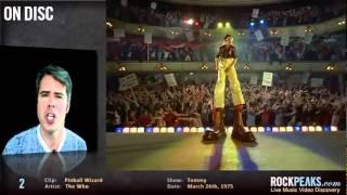 Vlog 008 - Specials | Robert Randolph | Who Tommy | Franti | Buddy Holly