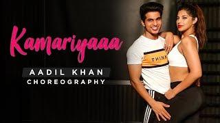 Kamariya | STREE | Nora Fatehi | Rajkummar Rao | ft. Pooja Narang | Aadil Khan Choreography