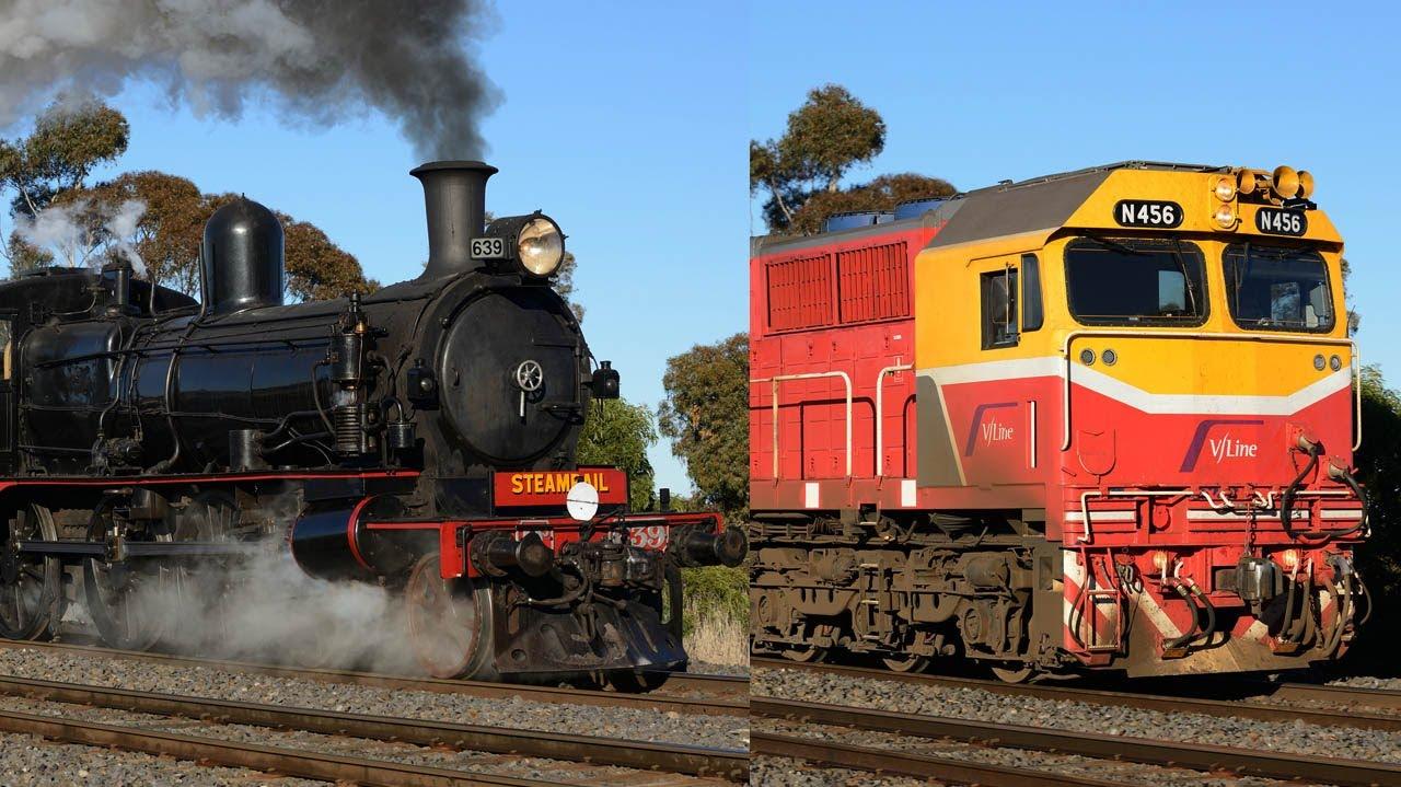 steam train videos - 1280×719