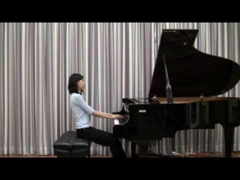 Amber Liao plays Szymanowski Mazurka, op. 50, no. 1, 2, 3, 7