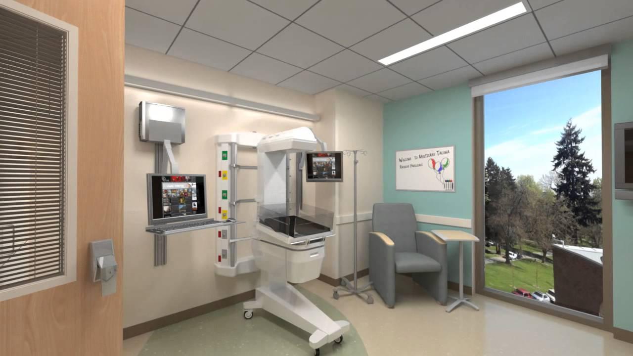 Interior Hospital Walk Through  YouTube