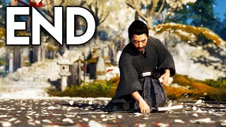 Ghost of Tsushima - The Bad Ending (Sad End)