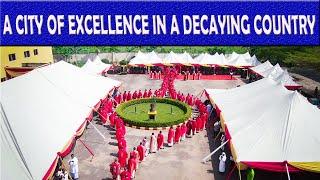 HOLY FAMILY YOUTH VILLAGE, AMANSEA AWKA | 10TH ANNIVERSARY CELEBRATION | Archbishop Valerian Okeke
