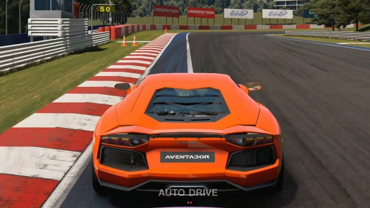 Gran Turismo Sport - Lamborghini Aventador LP700-4 2011 - Test Drive Gameplay (PS4 HD ...