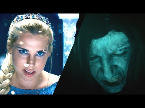 SzpaRAP - Elsa vs Samara - [ Szparagi ]