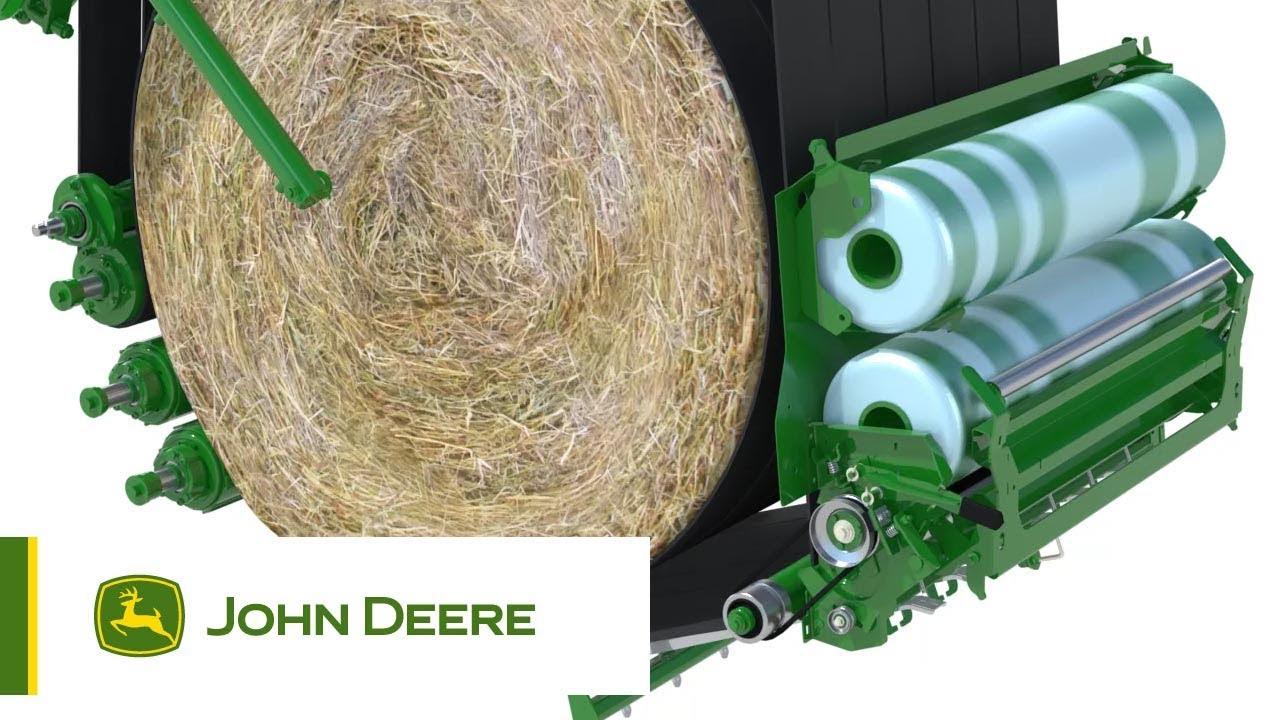 John Deere | M-Series Variable Chamber Baler
