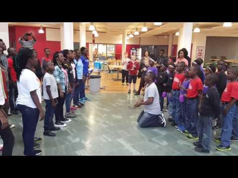 Destiny Africa & Africa Children's choir connection.