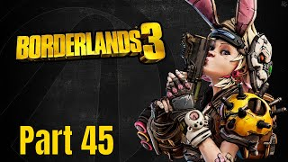 Borderlands 3 | Side Questing | Part 45 | Zane Let's Play | No Commentary