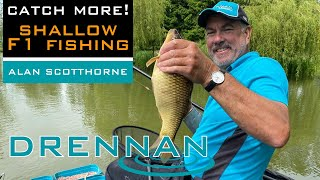 Top Tips for Catching MORE F1s Shallow | Alan Scotthorne | Match Fishing